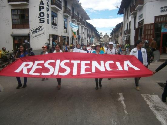 resistencia 26 noviembre cajamarca 3